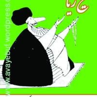دانلود کتاب PDF _ شیخ ریا _ علی اکبر سعیدی سیرجانی